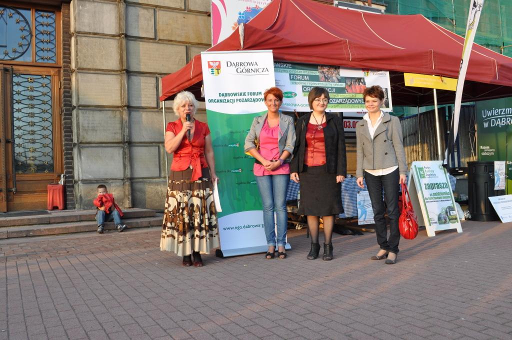Festiwal Ludzi Aktywnych pokaz finał