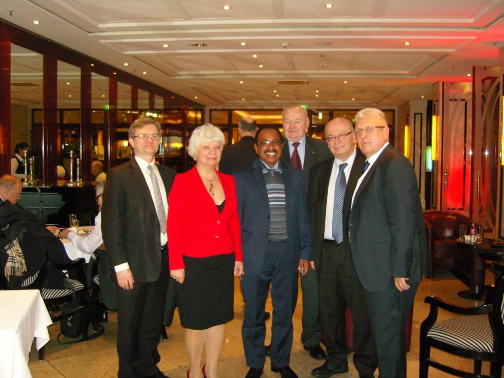 Rozmowy z Ministrem Zdrowia Afryki, UFPS, Fundacji Światło dla Afryki